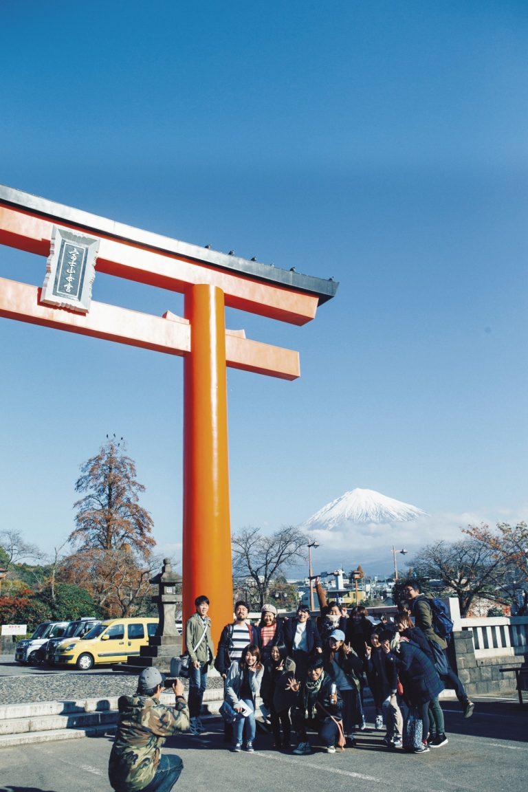 富士山本宮浅間大社 静岡