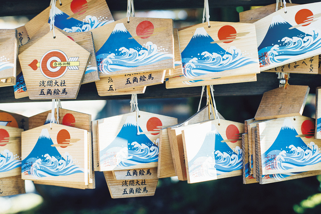 日本一の富士山を拝む神社〈富士山本宮浅間大社〉へ。安産祈願やお宮参り…家族連れにも人気のスポット!