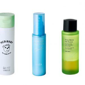 夏の肌乾燥ケアにおすすめ保湿コスメ5選!強い紫外線や、エアコンで乾いた肌をケアしよう。