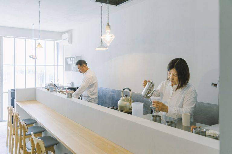 〈swimpond coffee〉/浄土寺
