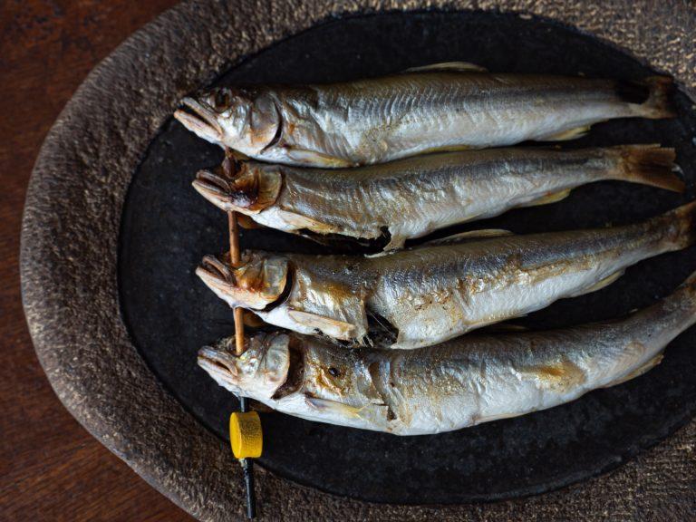 「日本一の魚屋」ともいわれる東京・根津にある鮮魚店「根津松本」の鮎の稚魚のめざし。もう絶品です。
