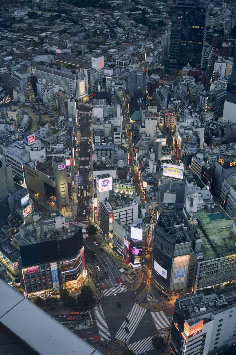 〈THE ROOF SHIBUYA SKY〉渋谷