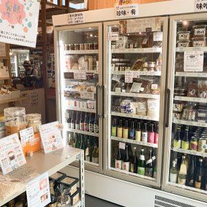 日本酒やビール、ワインなどのお酒も充実。