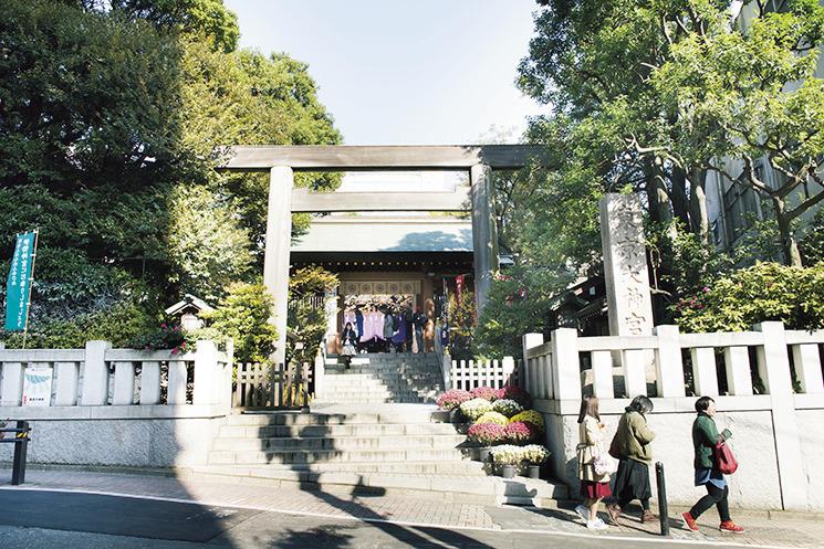 〈東京大神宮〉