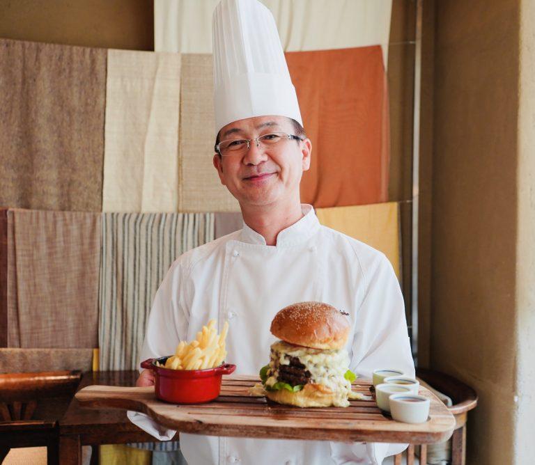 1990年に入社し、2016年から洋食料理長を務める〈ハイアット リージェンシー 東京〉の大谷勇さん。