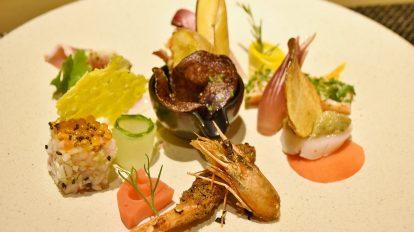〈東京マリオットホテル〉のフリーフロー付きウェルネスディナーで乾 …