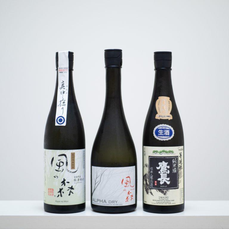 日本酒発祥の地といわれる奈良で伝統と革新の酒を造り続ける油長酒造。中でも今一番旬な3本を、沖縄にあるセレクトショップ〈LIQUID〉にセレクトしてもらいました。