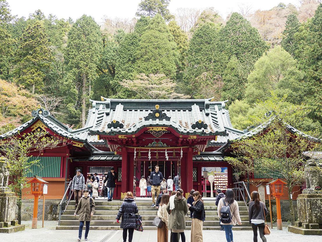 東京から行きやすいパワースポット!関東屈指の名神社仏閣4軒