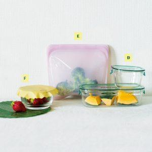 『調理に使え、食洗機にもかけられるジップバッグが万能!』(フードスタイリスト・つがねゆきこさん)