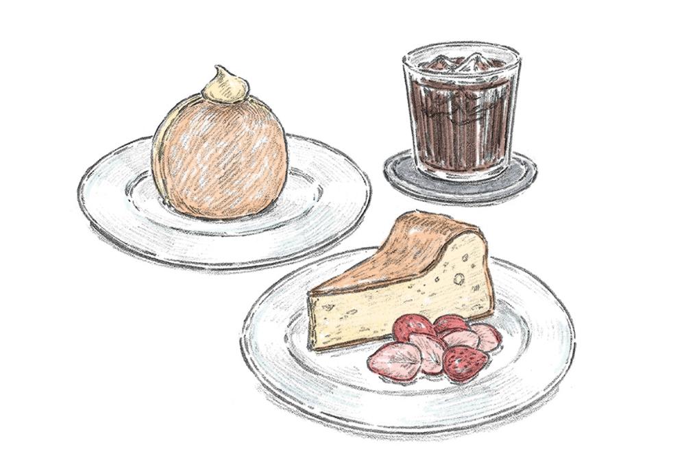 今、京都人が注目するカフェ&ご飯処5軒。普段使いからハレの日まで、要チェック!