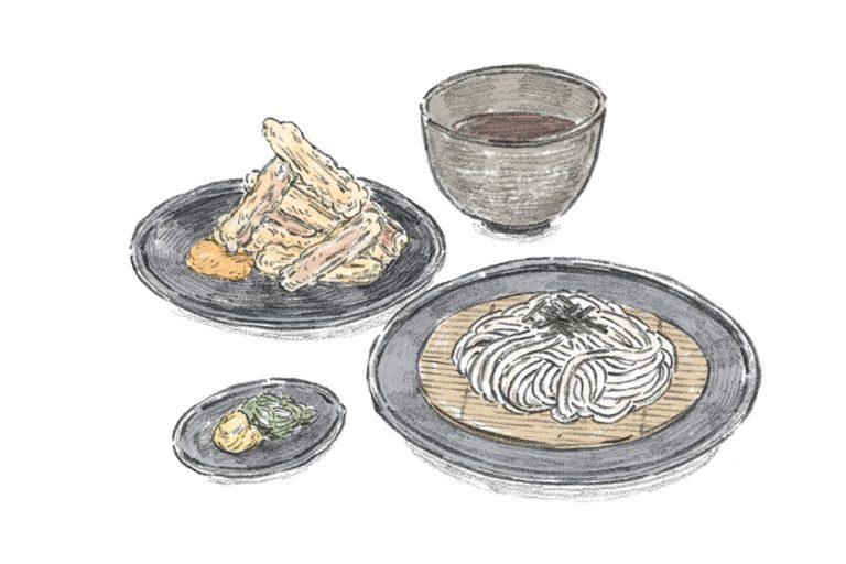 〈山元麺蔵〉/京都・左京区