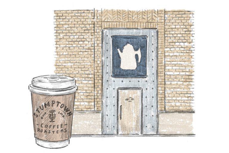 〈Stumptown Coffee Roasters〉/京都・中京区