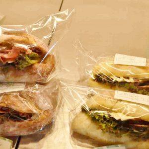 〈猿田彦珈琲〉はサンドイッチもおいしい!