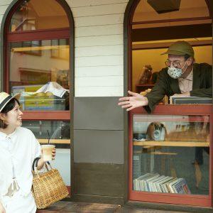 店長さんとおしゃべりするのも楽しみの一つ。