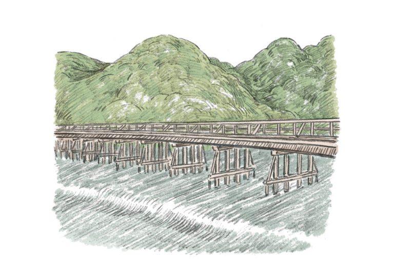 京都府立嵐山公園/京都・西京区