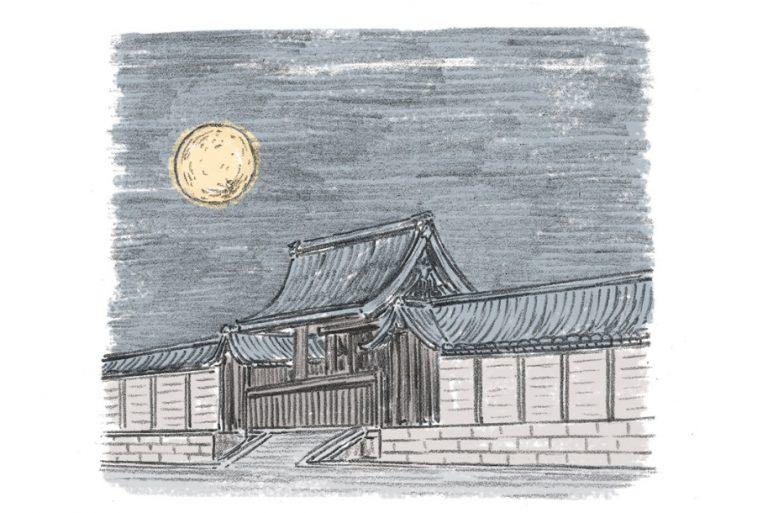 京都御所/京都・上京区