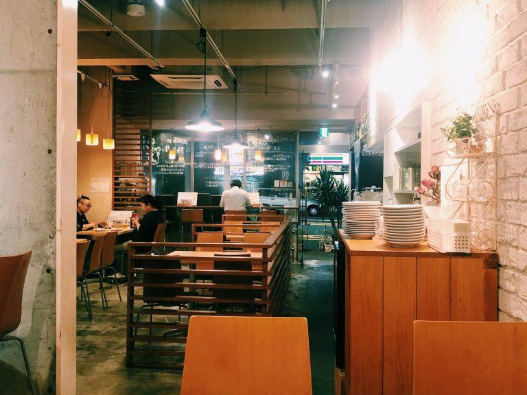 入谷 Café Laurier