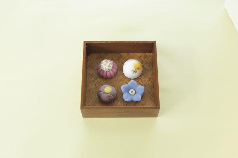 〈鍵善良房〉のおうちで生菓子4個セット