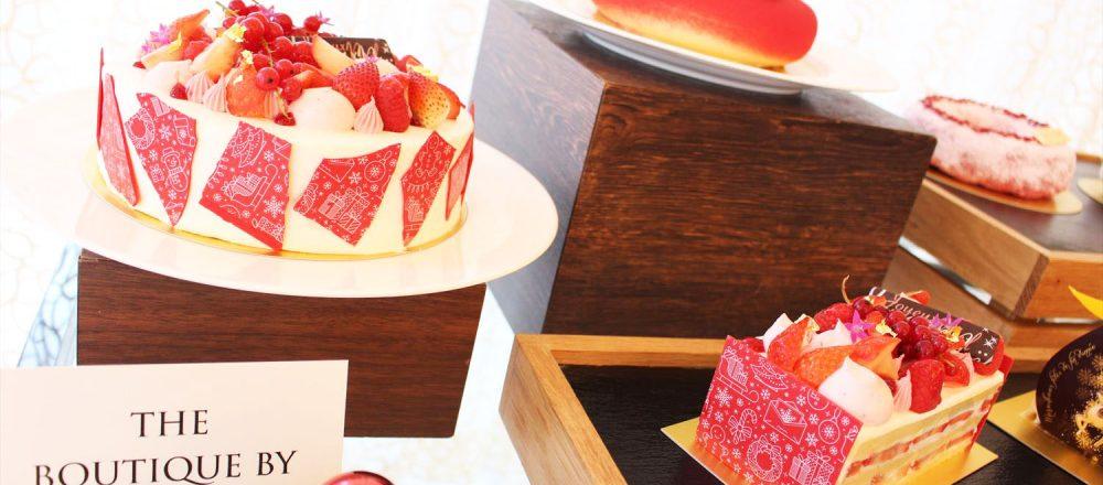 〈シャングリ・ラ ホテル 東京〉 2020年度のクリスマスコレクションが登場。