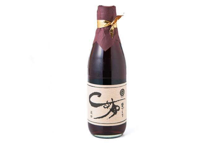 〈松野醤油〉のうすくち醤油