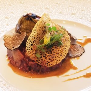 〈パーク ハイアット 東京〉総料理長×六本木〈白土〉シェフの特別コラボコースを体験。