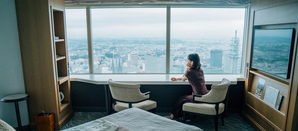 横浜でリゾート気分が味わえる。〈横浜ロイヤルパークホテル〉にチェックイン!〜#Hanako_Hotelgram〜