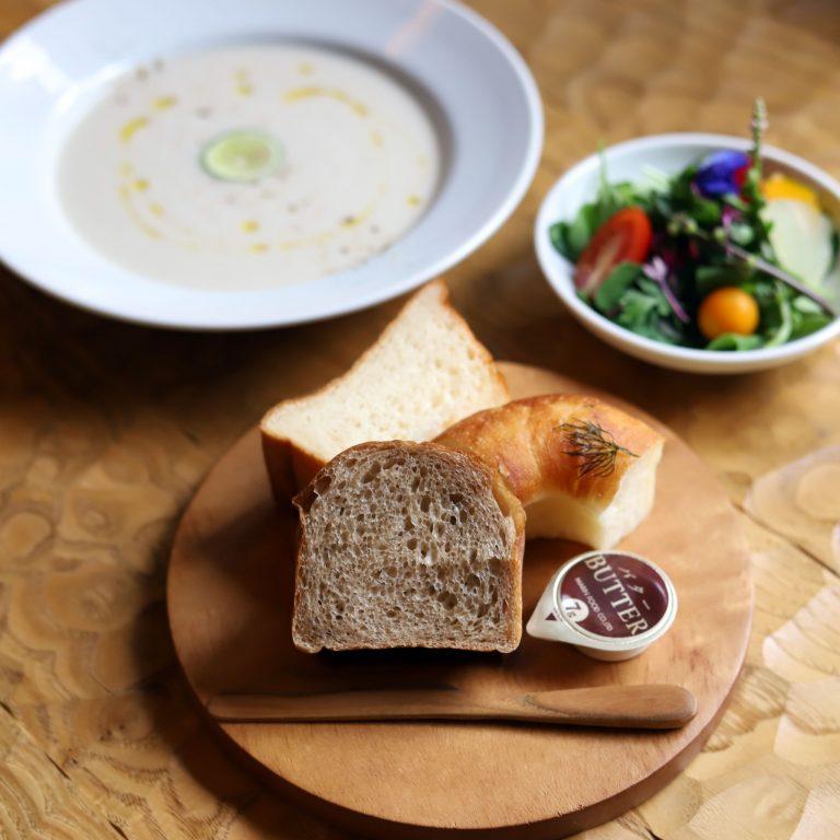 「スープ(ドリンク付)」1,800円