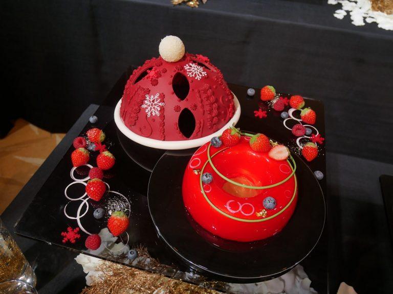 パレスホテル東京2020クリスマスケーキ3