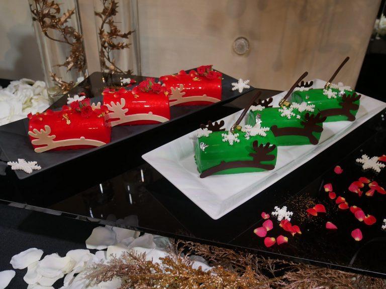 パレスホテル東京2020クリスマスケーキ9