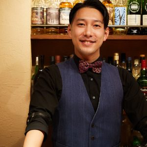 池袋〈Bar LIBRE〉のバーテンダー・長尾 和明さん〜児島麻理子の「TOKYO、会いに行きたいバーテンダー」〜