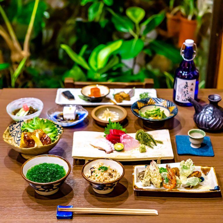 #酒膳 眞榮田 #琉球伝統料理 #絶品 #豪華