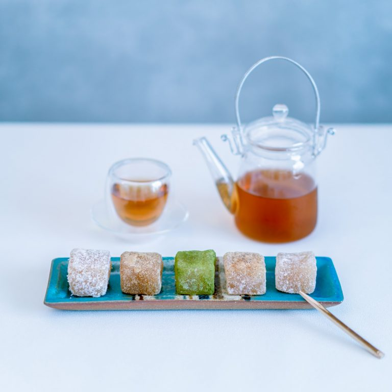 #謝花きっぱん店 #琉球宮廷菓子