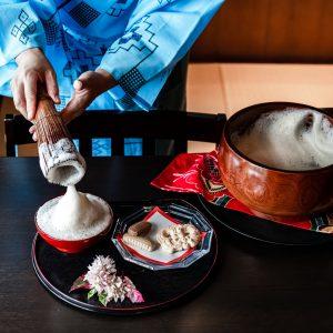 #琉球料理ぬちがふぅ #ぶくぶく茶
