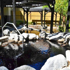 町田市〈多摩境天然温泉 森乃彩〉の「黒湯」で心も身体も整えよう!