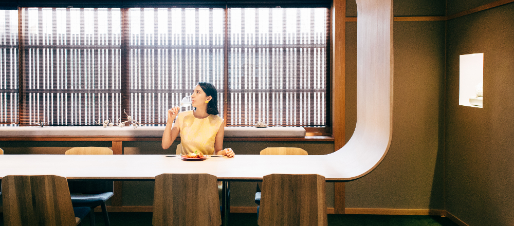 京都 カフェ&シャンパーニュ 祇園ちから
