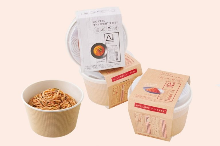 All-in PASTA & All-in NOODLES