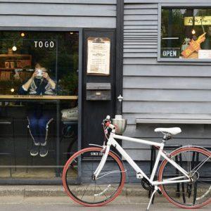 〈リトルナップコーヒースタンド〉/代々木公園