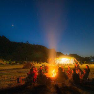 キャンプ場2