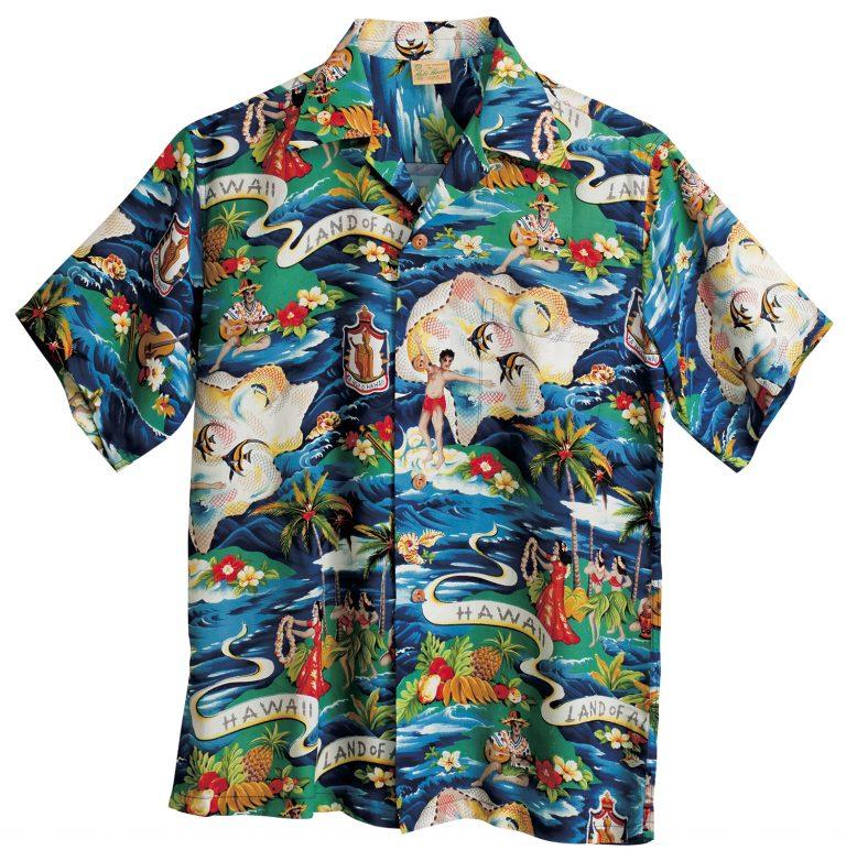 「ヴィンテージアロハシャツの魅力」