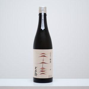滋賀県長浜市にある冨田酒造の「七本鎗(しちほんやり)」のヴィンテージ酒「琥刻(ここく)」の2014年。蔵付き酵母による山廃仕込みの純米酒。杯を重ねるほどに、深まるコクと余韻に浸る。