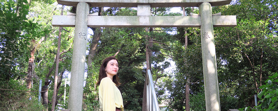 「仕事運アップへ!代々木八幡宮を参拝し、運を開こう」/MARIKOの、神社 de デトックス!