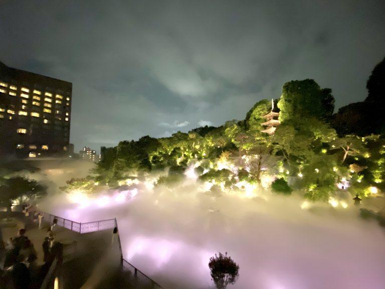 ホテル椿山荘東京雲海16