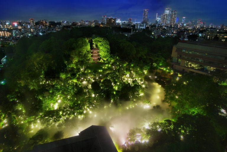 ホテル椿山荘東京雲海21