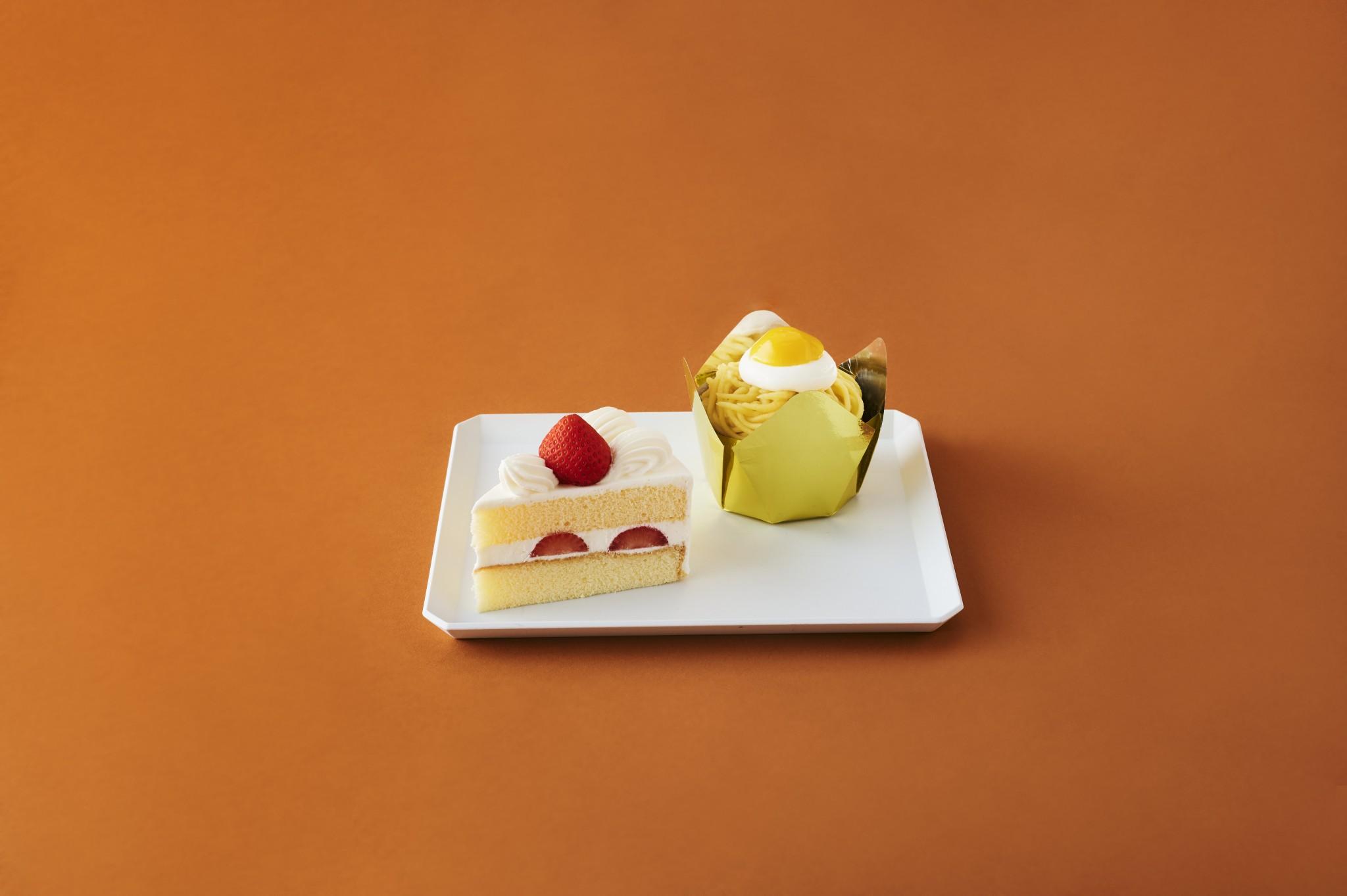 銀座名物の苺のショートケーキが「カプセルトイ」に!大銀座の定番・新定番を集めたカプセルトイ製作を特別リポート。