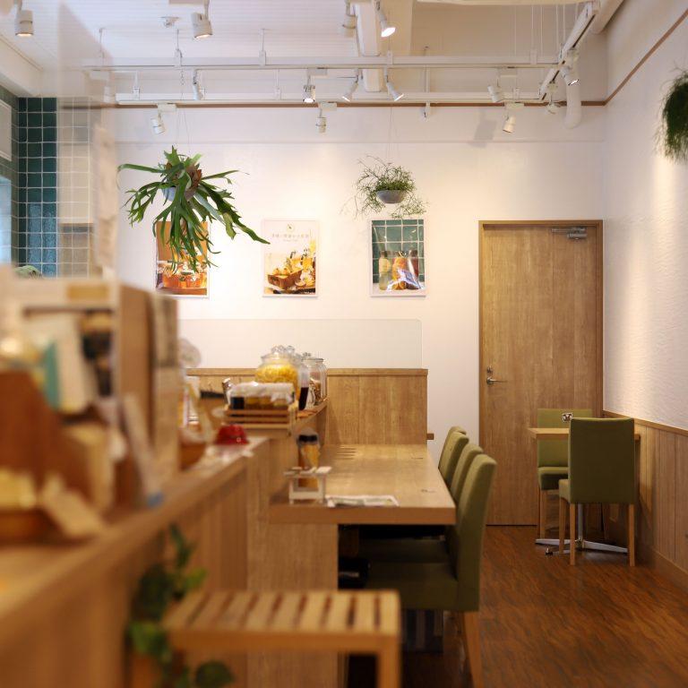 〈ミールミィハニーカフェ〉京都