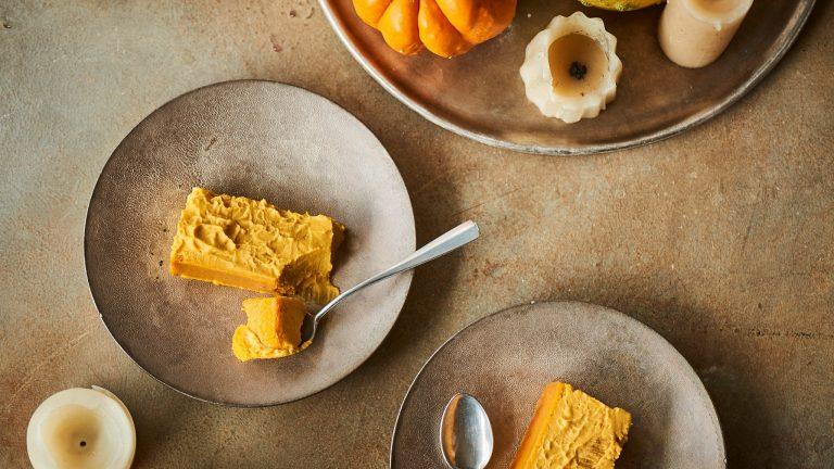 Mr. CHEESECAKE ハロウィン Pumpkin Butterscotch