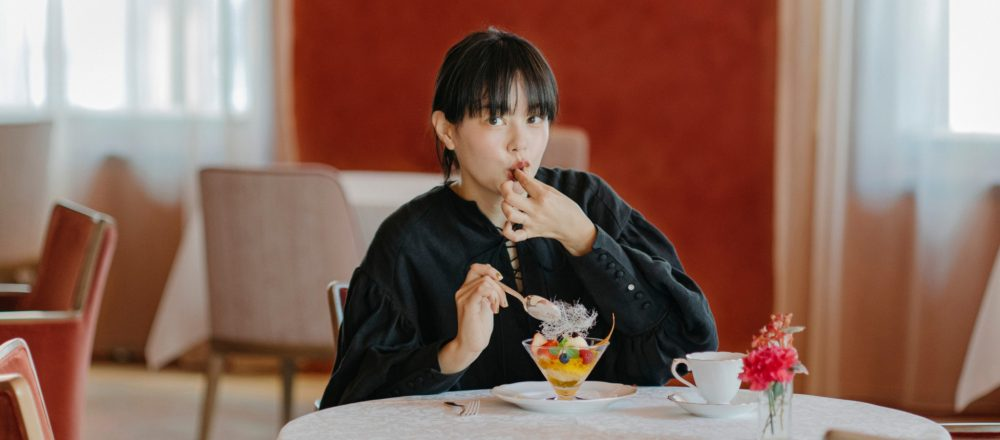 【銀座】親子で巡る散歩コース3軒/モデル・青柳文子さん「子どもが小さい頃から、本物に触れさせてあげたい」