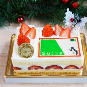 「カファレル with Suica デコラツィオーネ」3,888円(WEB予約対応、限定50台)。販売店舗名:カファレル