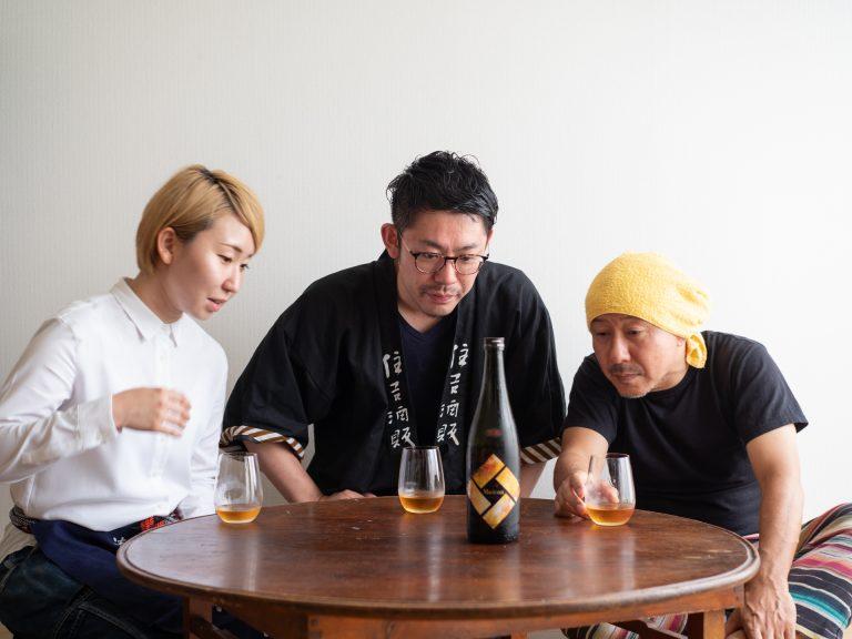 『伊藤家の晩酌』~第十七夜3本目/デザートワインのような濃醇さ「一ノ蔵 Madena(マデナ)」~