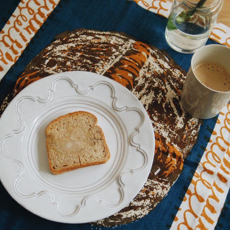 「全粒粉食パン〜小麦畑からの風〜」。